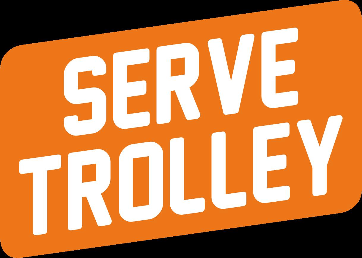 ServeTrolley logo carousel modellen - Multiwagon