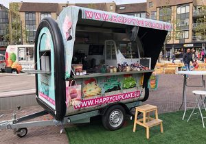 Eco pop-up trailer happycupcake.eu - Multiwagon
