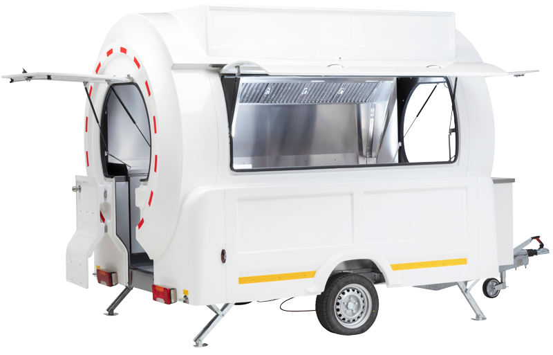 Premium Pop-Up Trailer - Multiwagon