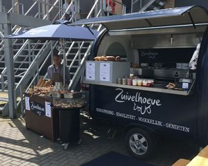 Zuivelhoeve pop-up trailer - Multiwagon
