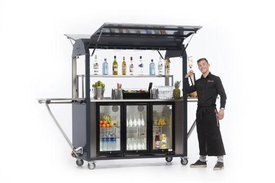 Mobiele cocktailbar - Multiwagon