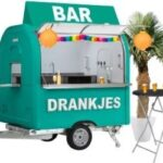 Mobiele bar trailer - Multiwagon