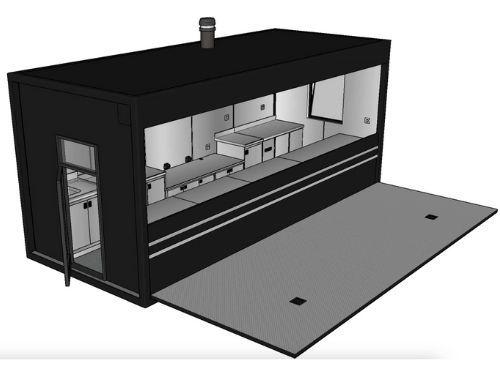 Pop-Up Horeca Container - Multiwagon