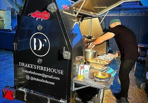 Trailblazer BBQ - Multiwagon barbeque