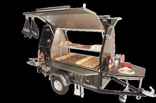 600s Grillmaster BBQ Trailer