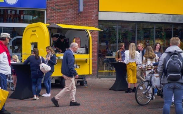 Opening Jumbo Delft