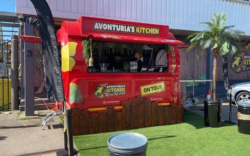 Frietwagen Avonturia's Kitchen