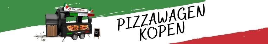 Pizzawagen kopen - Multiwagon
