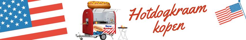Hotdogkraam kopen - Multiwagon